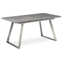 Moderný jedálenský stôl HT-804 - betón