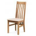 Masívna jedálenská stolička C-2100