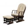 Pohodlné relaxačné kreslo 20447 - orech