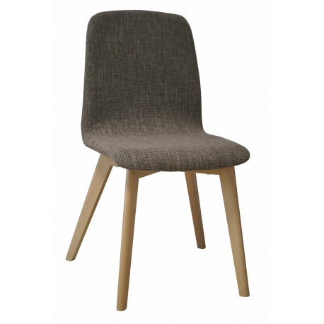 Masívna stolička do jedálne Sedra