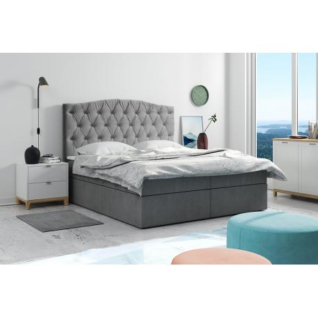 Manželská posteľ 59 BOXSPRINGS - trynity 14