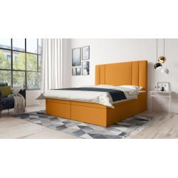 Manželská posteľ 61 BOXSPRINGS - Riviera 41