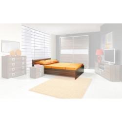 Manželská posteľ AGA