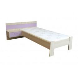 Detská posteľ s nočným stolíkom