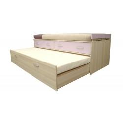Detská posteľ - dvojlôžko