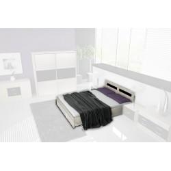 Manželská posteľ Sewilla