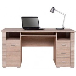 PC stolík s úložným priestorom