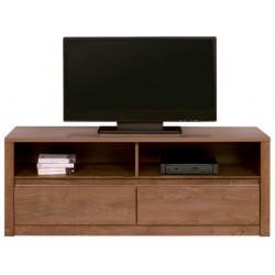 TV stolík s dvomi skrinkami