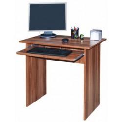 Jednoduchý PC stôl s výsuvom