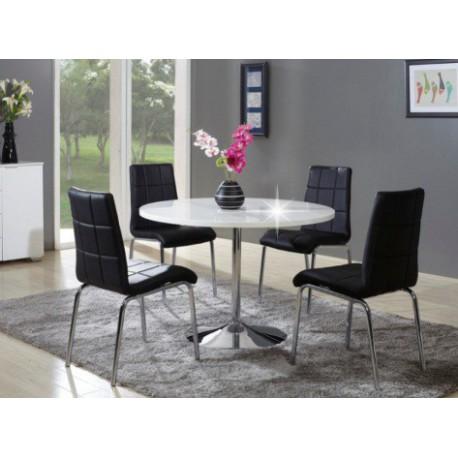 Okrúhly stôl Paulin