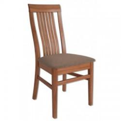 Jedálenská stolička z dubového dreva