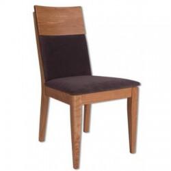 Stolička z dubového dreva