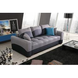 Jednoduchá sedačka do obývačky