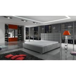 Manželská posteľ Paris s úložným priestorom