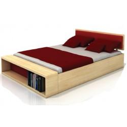 Borovicová posteľ Boverio