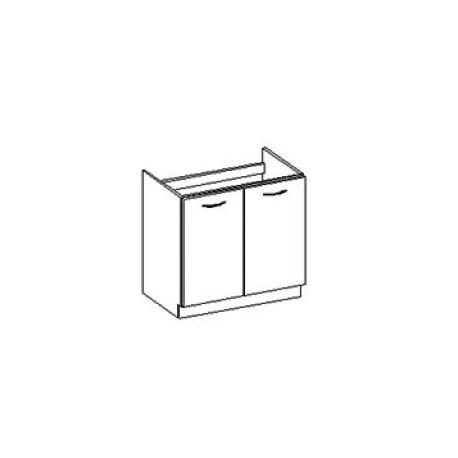 Drezová skrinka Chamonix