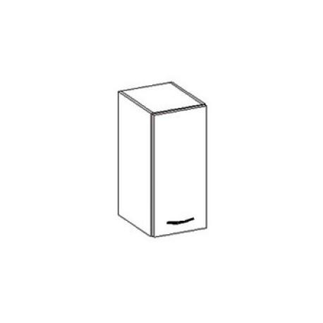 Úzka horná skrinka Chamonix - 30 cm