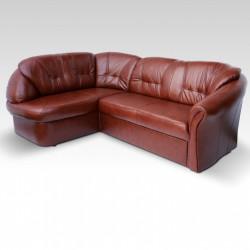 Kožená rohová sedačka Laredo