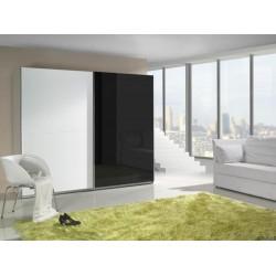 Skriňa LUX s posuvnými dverami