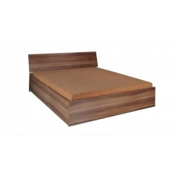 Manželská posteľ Penelopa P5 - slivka wallis
