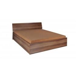 Manželská posteľ Penelopa P7 - slivka wallis