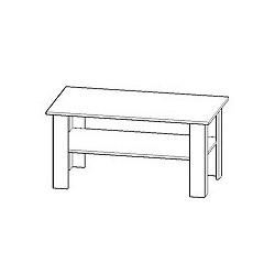 Konferenčný stolík Dino