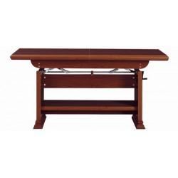 Konferenčný stolík s nadstaviteľnou výškou
