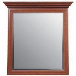 Zrkadlo s pekným rámom