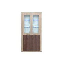 Dvojdverová vitrína Maxim