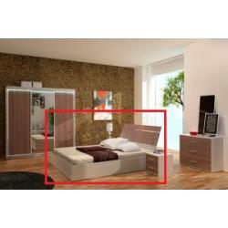 Manželská posteľ Brado