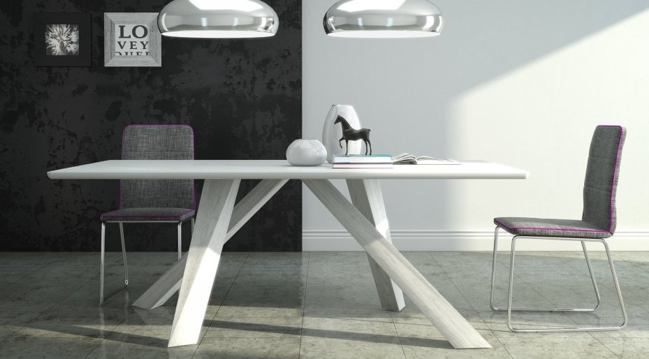 faee5393ecd2 Moderný stôl do jedálne