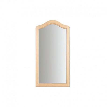 Zrkadlo so zaobleným rámom LA102