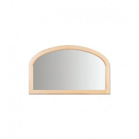 Zrkadlo s masívnym rámom LA104