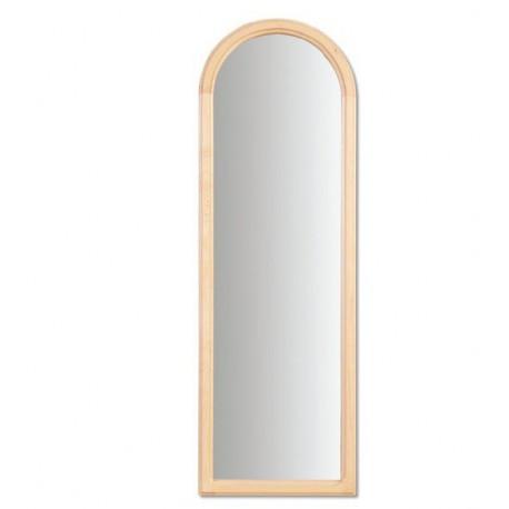 Masívne podlhovasté zrkadlo LA108