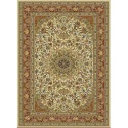 Klasický béžový koberec - skladom
