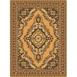 Béžový koberec