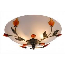 Menšia klasická stropná lampa