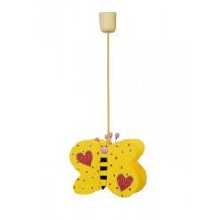 Detské svetlo motýlik