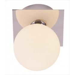 Lampa na stenu vhodná aj do kúpelne