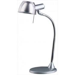 Flexibilná lampa na pracovný stôl