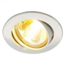 Biele bodové svetlo - vyklopná funkcia 40 stupňov