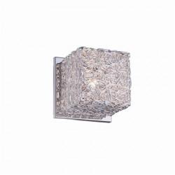 Nástenné svietidlo - kocka