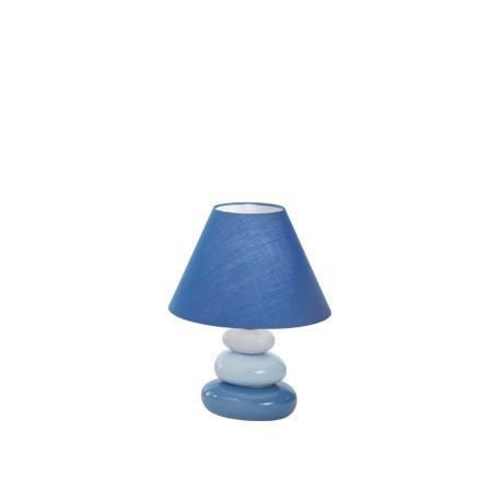Modré svetlo na stôl
