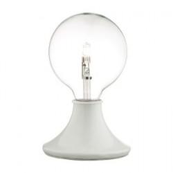 Biele stolové svetlo