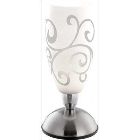 Ozdobná lampa s dotykovým stmievačom